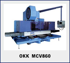 OKK MCV860